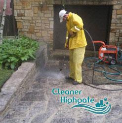 pressure-cleaning-highgate